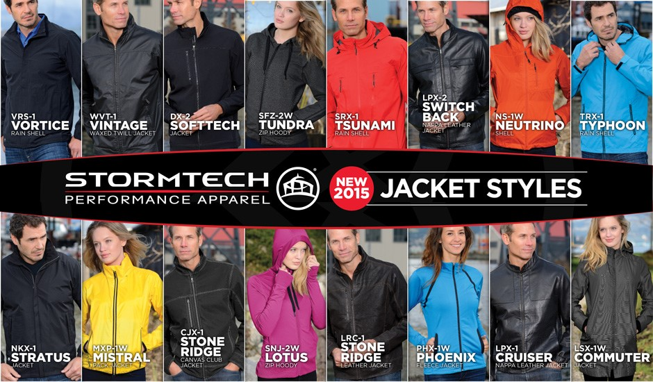 Stormtech Jackets Corporate Jackets