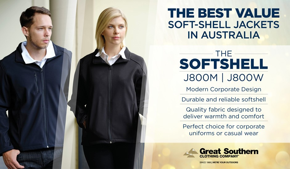 The Softshell - Corporate Uniform