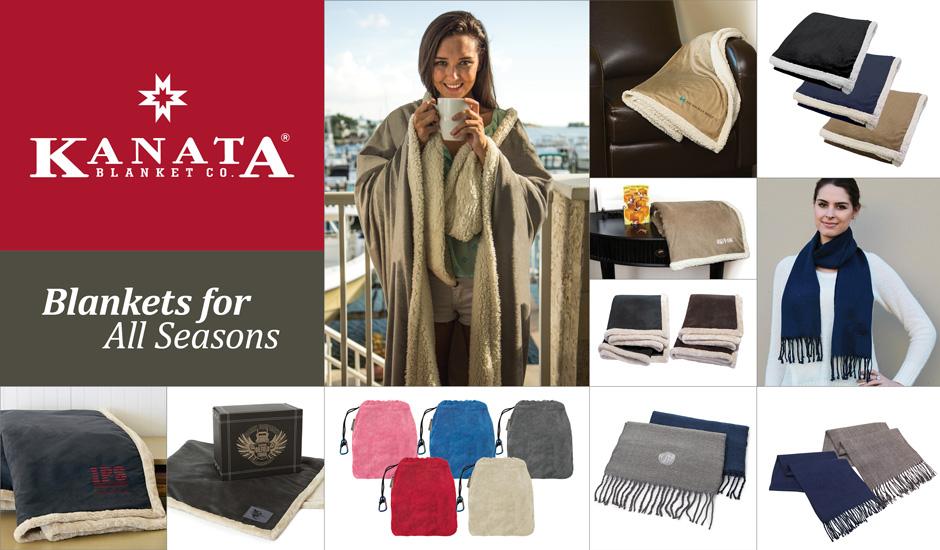 Kanata blankets winter