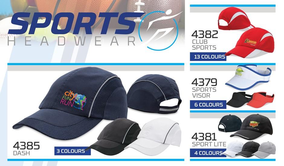 Sports Cap Activewear