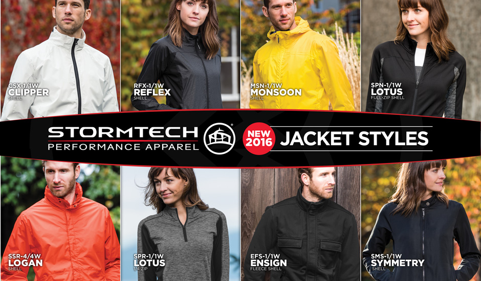 Stormtech Winter Corporate Jackets
