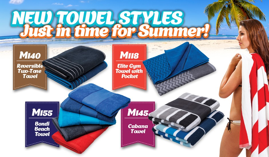 Beach Summer Towels