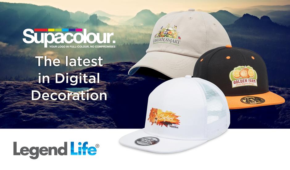 supacolour headwear