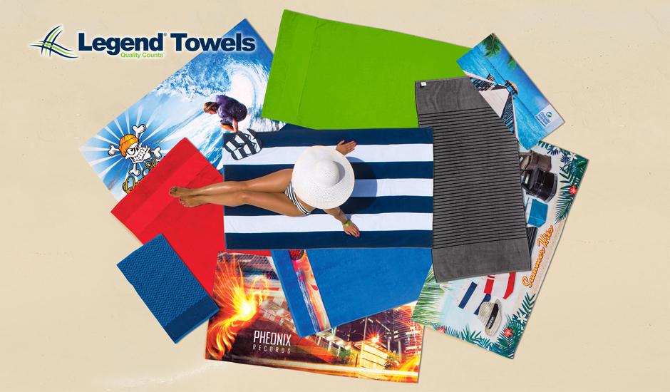 Legend Towels
