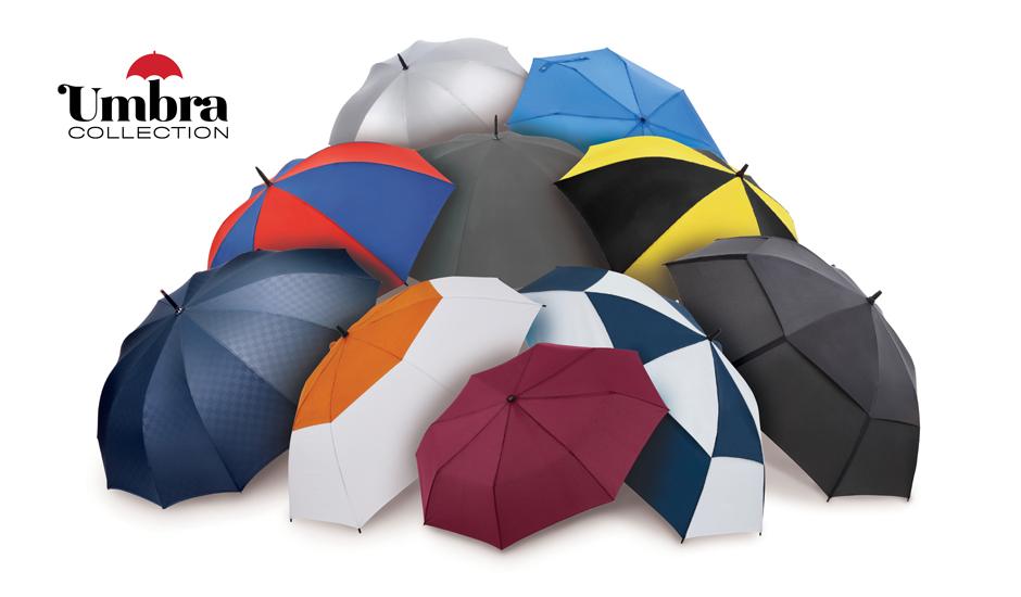 Umbra umbrella collection