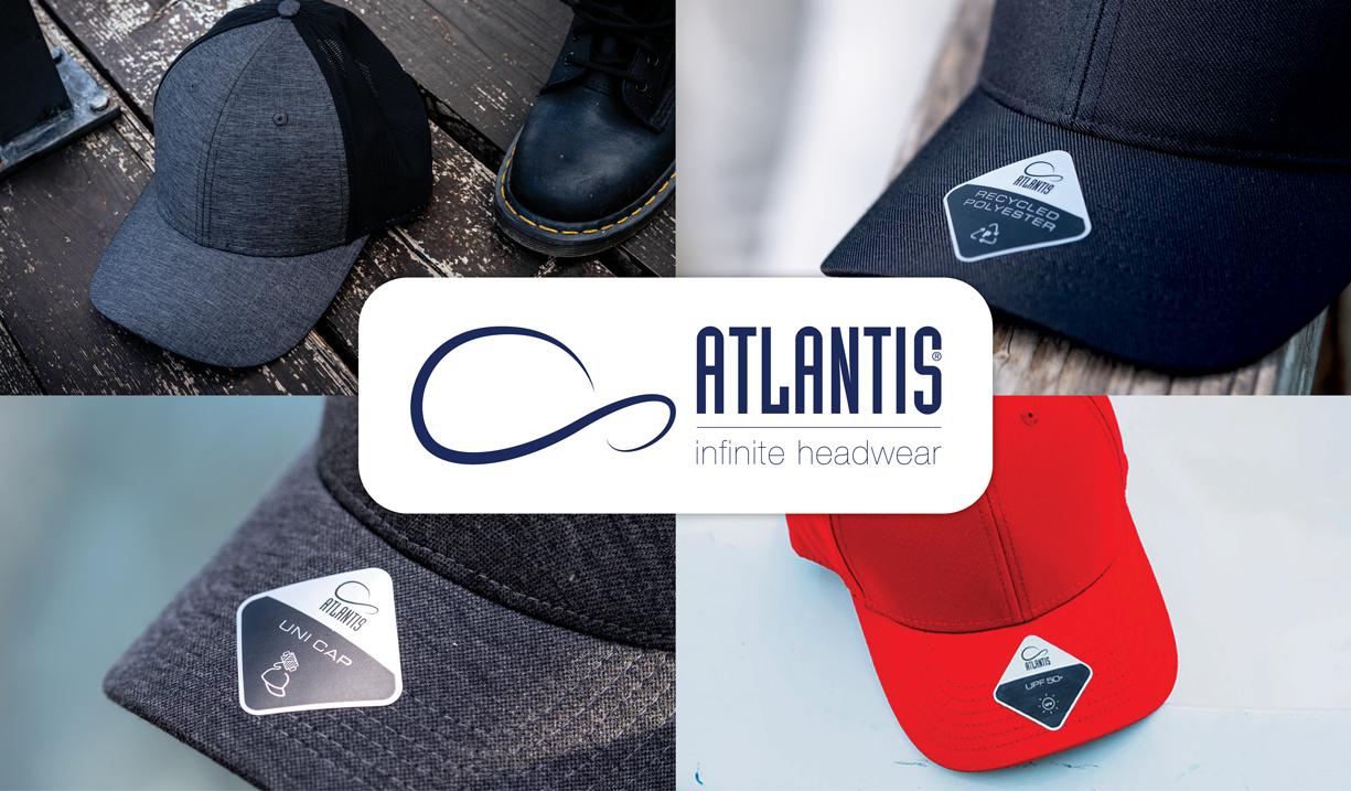 Atlantis Headwear premium caps