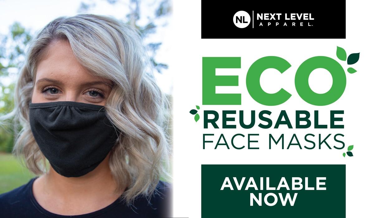 Next Level Eco Face Mask