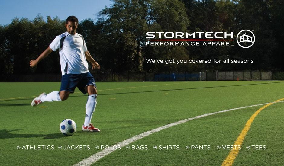 stormtech performance apparel