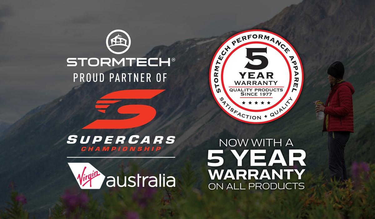Stormtech Supercars Sponsor