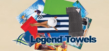 Legend Towels