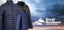 Great Southern Puffer Jackets